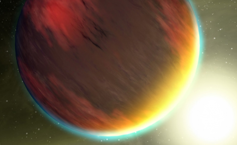 Understanding if a hot Jupiter bleeds off its atmosphere can help explain how the atmospheres of all exoplanets change over time. Image credit - NASA/JPL-Caltech