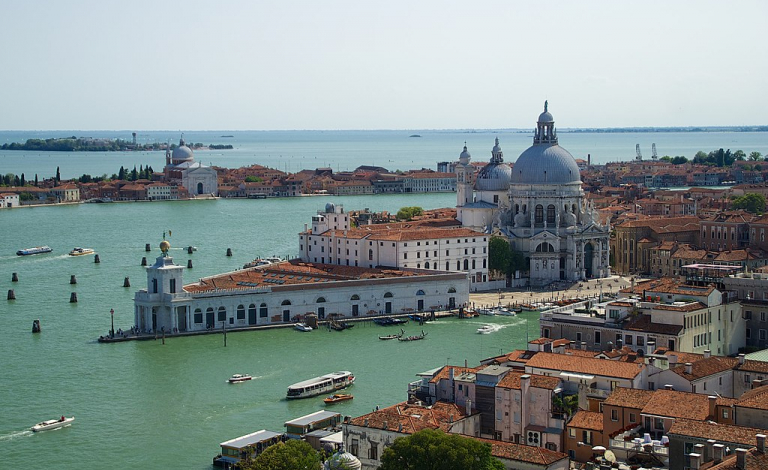 Despite the flooding in November, Venice has introduced a number of measures – though not all are complete – making it something of a textbook case for how to tackle coastal erosion. Image credit - Antonio Careses, licensed under CC3