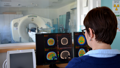 Brain scans can help reveal which activities promote cognitive health in older age. Image credit: Silver Santé Study