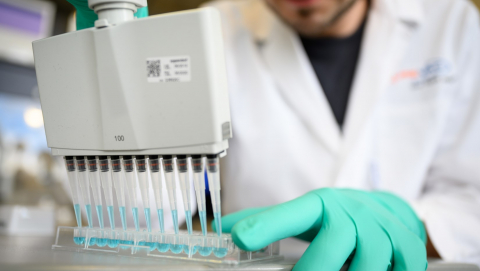 CureVac began testing its mRNA vaccine candidate in people in mid-June and will shortly proceed to the next phase of trials. Image credit - Picture alliance/dpa