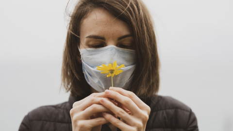 People are very bad at assessing their own sense of smell and often don't realise how important it is until it's gone, say scientists. Image credit - Pixabay/Engin Akyurt, licenced under Pixabay licence