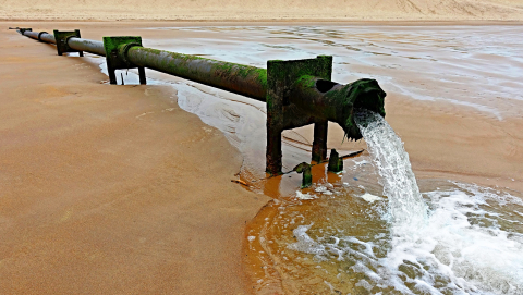 Over the past two decades, there has been growing concern over the number of drugs entering sewage systems in the waste being flushed down drains. Image credit - aitoff / Pixabay