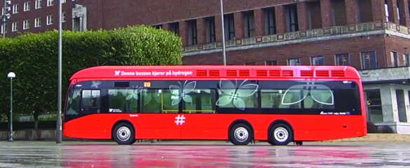CHIC project hydrogen buses. © European Commission