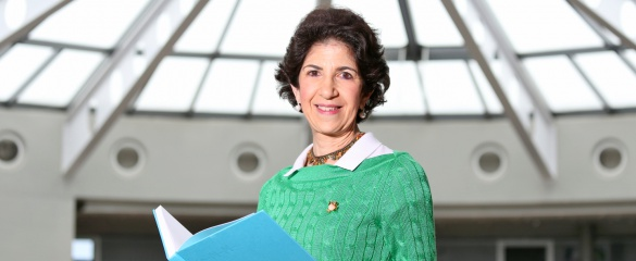 Professor Fabiola Gianotti, the former spokesperson of the LHC's ATLAS experiment, explains that they will hunt for dark matter by looking for lost energy during collisions.