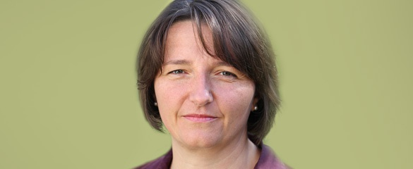Dr Gitte Neubauer, inaugural winner of the top award at the EU Prize for Women Innovators.
