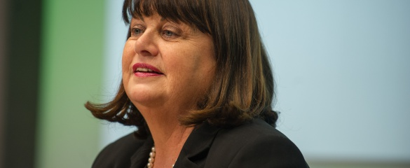 Máire Geoghegan-Quinn, European Commissioner for Research, Innovation and Science. © European Union, 2013