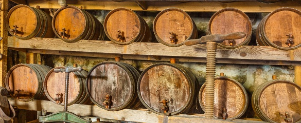 Researchers have found a new way to screen wine and beer for fungal toxins. Image Credit: Shutterstock/Nick Pavlakis