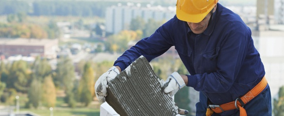 Many of the 14 million construction workers employed in Europe don't even know that they are working with nanomaterials. Image Credit: Shutterstock/Dmitry Kalinovsky.
