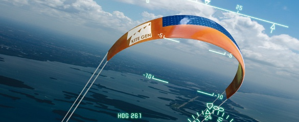 Giant kites on the horizon as energy researchers look skywards