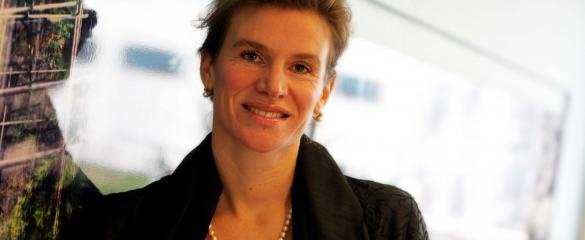 Mariana Mazzucato is an economist and RM Phillips Professor in Science and Technology Policy at Sussex University in the UK. © Mariana Mazzucato