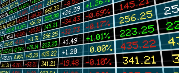 New models to forecast finance could help keep markets stable. Image credit: Shutterstock/  blackdogvfx