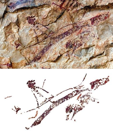Far from relying exclusively on farming, hunting was still prestigious among the Neolithic people, according to Dr Esther López-Montalvo, who has concluded this after she used new techniques to record rock paintings from 7 000 years ago. She says that, instead of being economically important as it was during the Mesolithic era, Neolithic hunting became about masculine prestige. Thanks to an EU Marie Skłodowska-Curie grant, Dr López-Montalvo has used new ways of analysing pigments, made use of new tools such