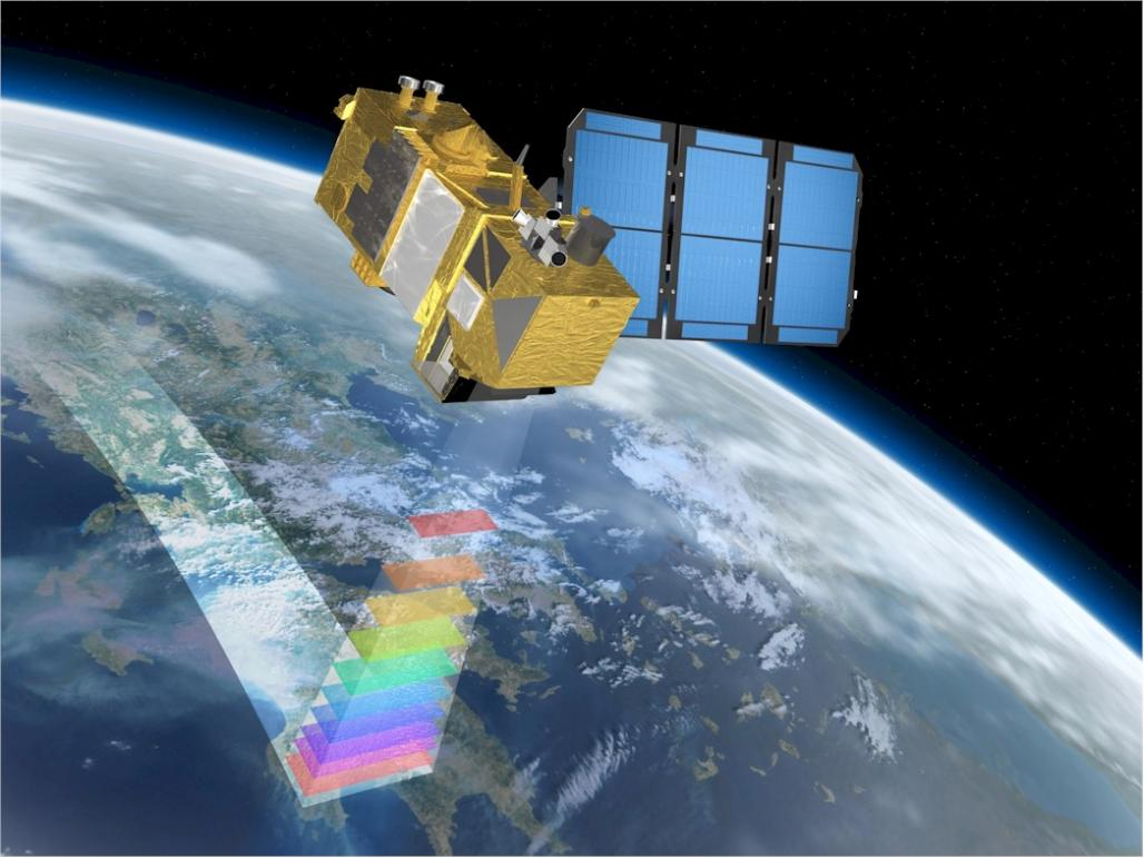 Sentinel-2 is also a polar-orbiting mission. It is a high-resolution imaging mission that will monitor land and provide images of vegetation, soil and water cover, inland waterways and coastal areas. Sentinel-2 will also provide information for emergency services, particularly in disaster response activities. © ESA