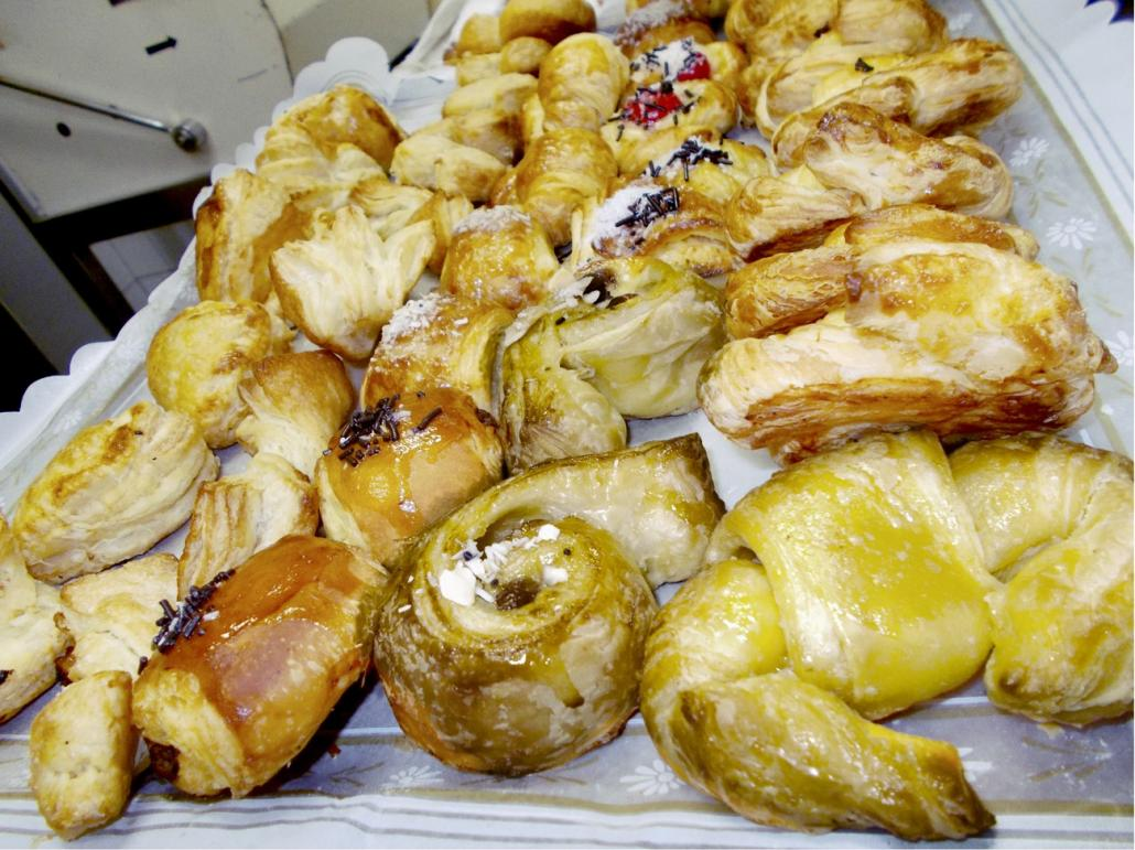 The discussions prompted by the pictures revealed that when you have a limited income, food choices often come down to a choice between health and affordability. Dr Franco said that one participant, Zakia El Khamlichi, brought in a picture of a giant plate of pastries. '(The woman who took it) is a very well educated person. She knows what cultural diversity and eating healthy means. But she also knows that nowadays you can buy 24 pastries for two euros, so you can feed your own family for two days just on