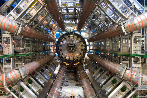 The European Organization for Nuclear Research, known as by its French acronym CERN, makes all of its results widely available through an open source digital library. Image credit: 2005-2016 CERN