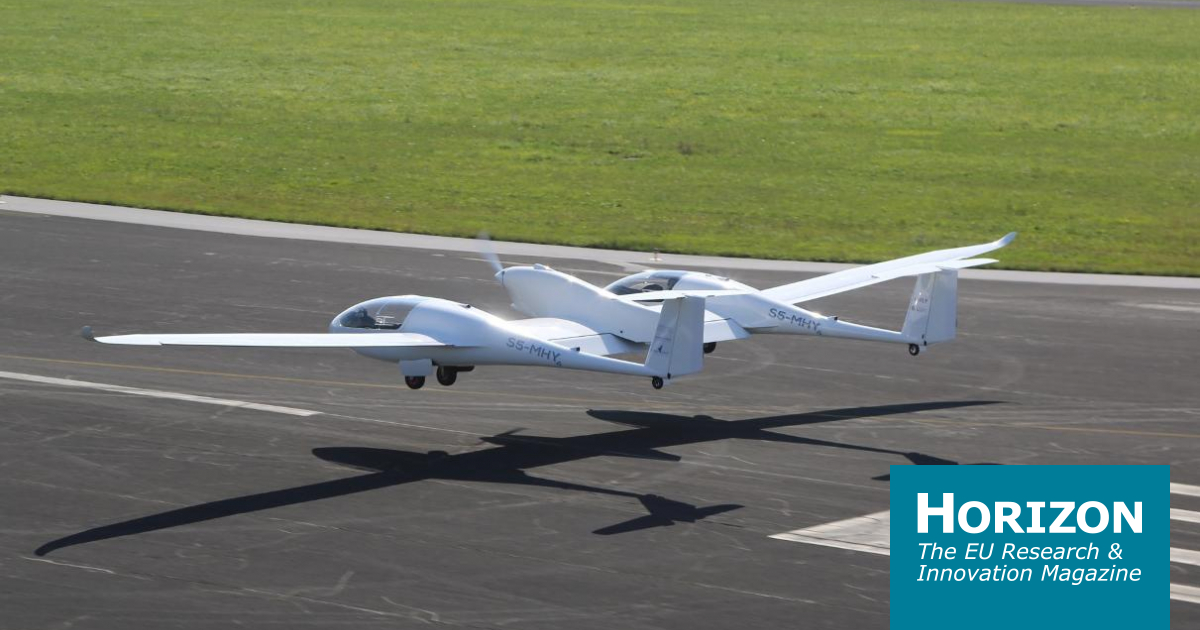 Quiet And Green Why Hydrogen Planes Could Be The Future Of Aviation Horizon The Eu Research Innovation Magazine European Commission